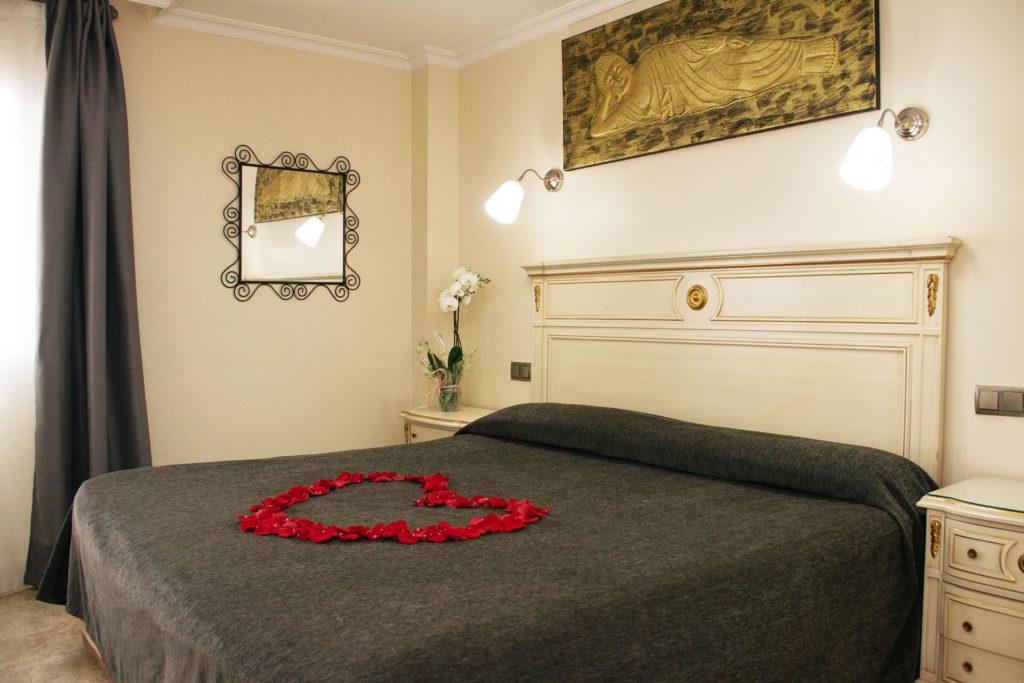 Hotel Caballero Errante en el Centro de Madrid